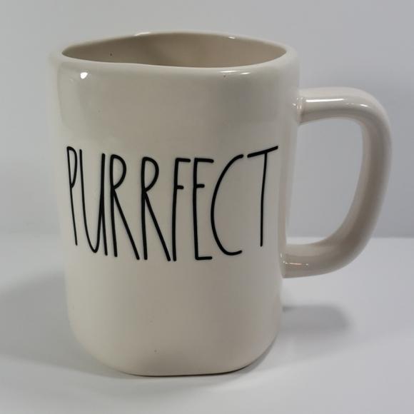 Rae Dunn Purrfect Coffee/Tea Mug